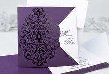Invitaciones de boda clásicas / Invitaciones de boda clásicas