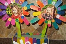 Kids Crafts / by Amy Winter Spann
