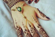Mehndi / Hand art