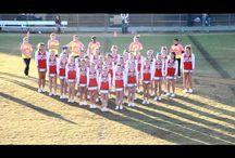 cheer routine