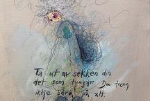 Kunst / Kunstnere jeg liker