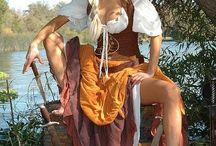 Piraten-mädchen