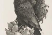 Mythological Raven Tattoo Ideas