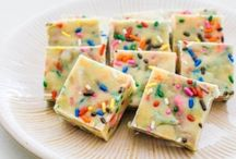 fudge and candy / by Tami Kelley