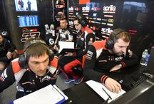 Aprilia MotoGP 2015 - Austin / Austin (USA), 12 April 2015 - At the second round race the Aprilia Racing Team Gresini earned their first point of the season thanks to Alvaro Bautista who, on the spectacular Circuit of the Americas in Austin, rode his RS-GP to a fifteenth place finish.