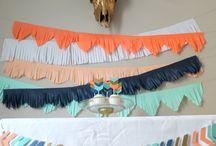 dekorasi party