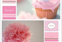 baby shower ideas / by Lesley Norrie-Lavictoire