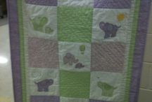 My Quilts / by Pam Barnette