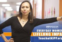 KIPP Blog / Read about all the latest events and happening's at KIPP Houston on our Everyday Moments blog!
