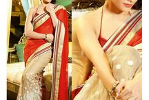 Saree /  Gorgeous women indian designer Sarees