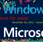 Weekly news recap  / by Windows 8 Core