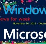 Weekly news recap  / by Windows 8 Core