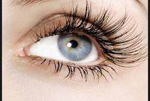 bful eyes