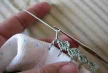 Crochet/Knit / by Tanya Robinson