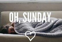 Sunday's
