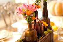 Countertop & Table Decor - Centerpieces