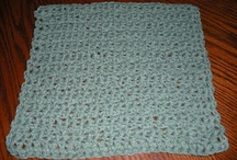 i crochet - dishcloth
