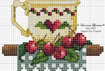 cross stitch / by Marilyn Morris