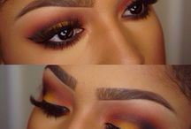 Eyeshadow makeup