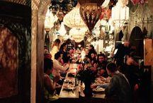 Hamburg und Le Marrakech