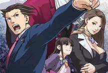Anime - Ace Attorney