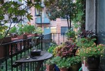 Idées balcons