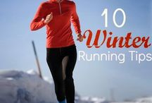 Winter Running / by Alexandra Fuller