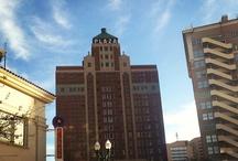 El Paso Architecture / by Visit El Paso