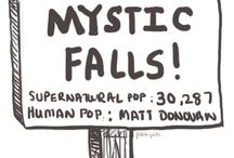 TVD->welcome to Mystic Falls