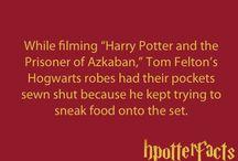 Harry Potter! / by Cassandra Frontz