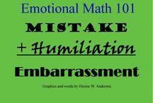 Emotional Math