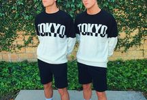 D.OL.A.N T.W.I.N.S / Dolan Twinsss <3