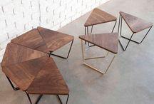 Træ bord