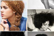 Natural Hair / by Aisha Cummings