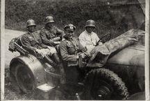 Deutsche Kdf, Lkw und Andere II Weltkrieg