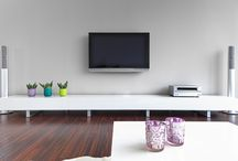 DIY - wegwerken TV kabels