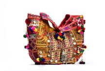 Bags /  While most of us would say, a handbag is an absolute necessary, we'll also concurrence that it has evolved as a fashion accessory. Whether you want to carry your daily necessity to work or need something to take your baggage on a trip, you can't go without a handbag. Check out the large range of handbags at jaipurtextilehub.com in that come in different  sizes,shapes, and colours and pick a handbag to suit your needs.