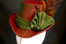 Hats / by Jeannine Wayman