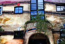 Hundertwasser architect