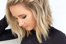 rövid haj fonás