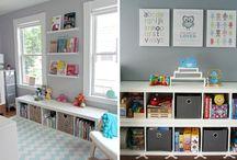 New nursery / by MaryBeth Foos