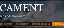 LLISCAMENT / The Cross Country Ski Board