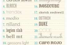 A-wesome Typograph-ies