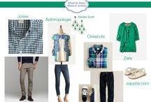 What to wear / by Amy Kaniewski-Clemons
