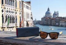 Clandestino in Venice / Eywear Brand Clandestino's home town Venice