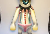 Sofubi toy