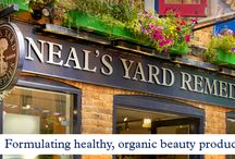 Vitality+K : Organic Skincare / Neal's Yard Remedy Organic with Kerry