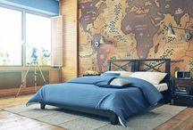 * Interior Design / Nice interior design concepts and examples