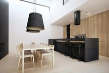 Kitchens / by Samuel Khalil