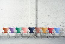 Modern Dining Chairs / Collection of modern dining chairs we love.